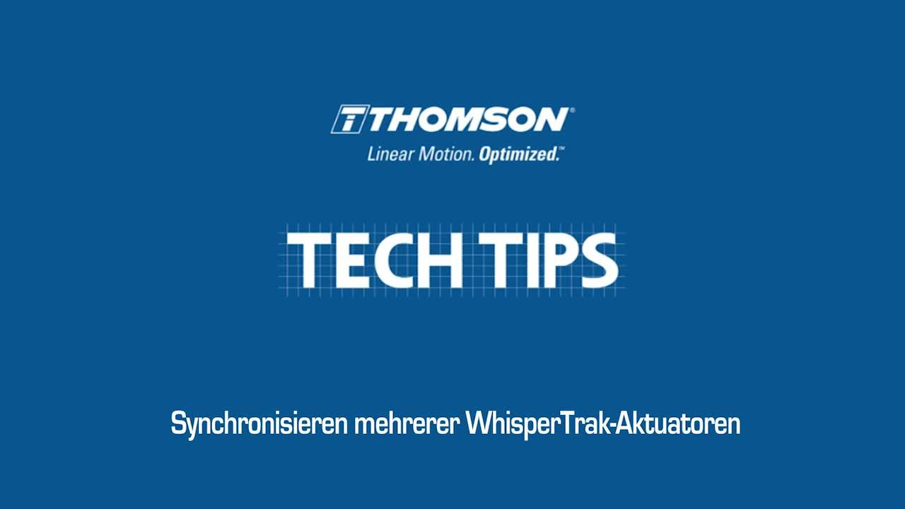 B - Techtip_WhisperTrak_Linear_Actuators_vdde