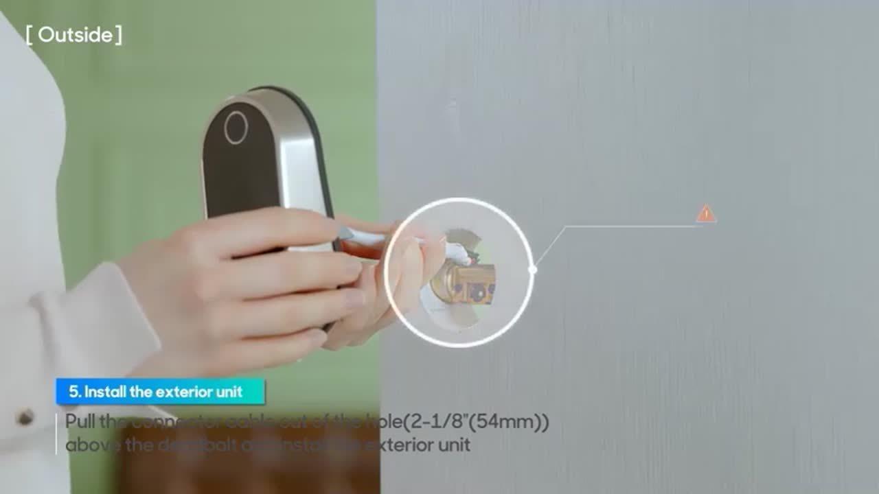 SHP-A30 installation video