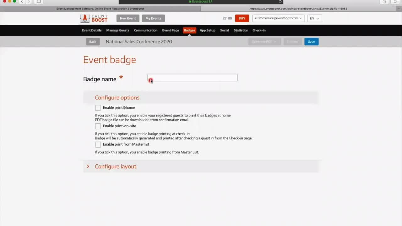 Creating a Name Badge_Tutorial
