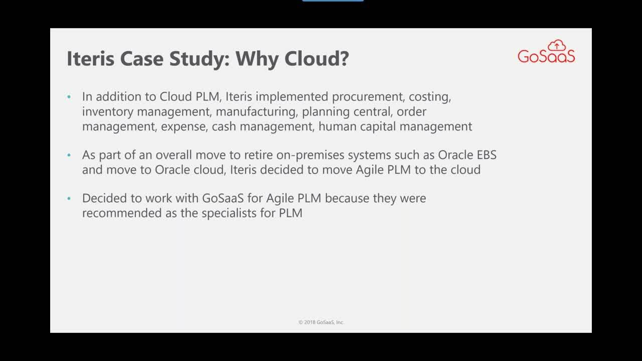 Simplify Your Path to Cloud PLM