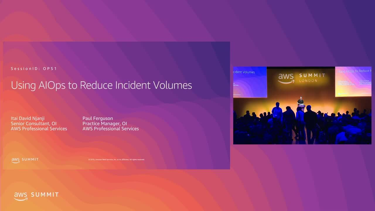 Using AIOps to Reduce Incident Volumes