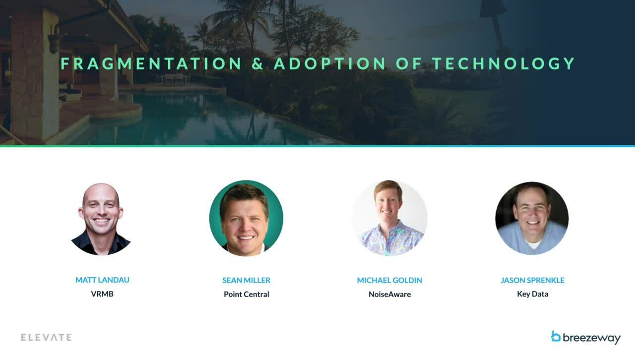 Fragmentation & Adopotion of Technology