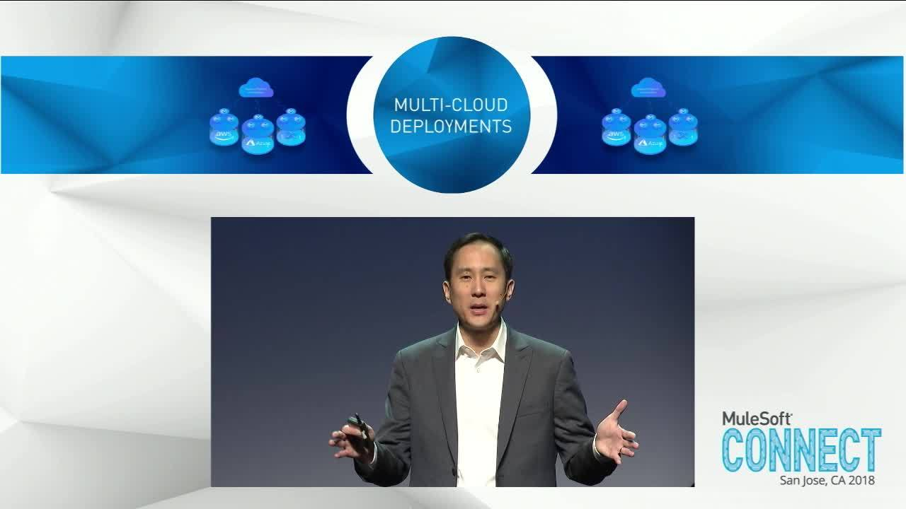 CONNECT 2018: Product vision and roadmap for Anypoint Platform, MuleSoft CPO Mark Dao
