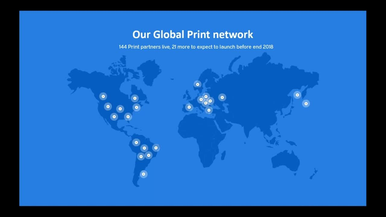 Our Global Print network (9)