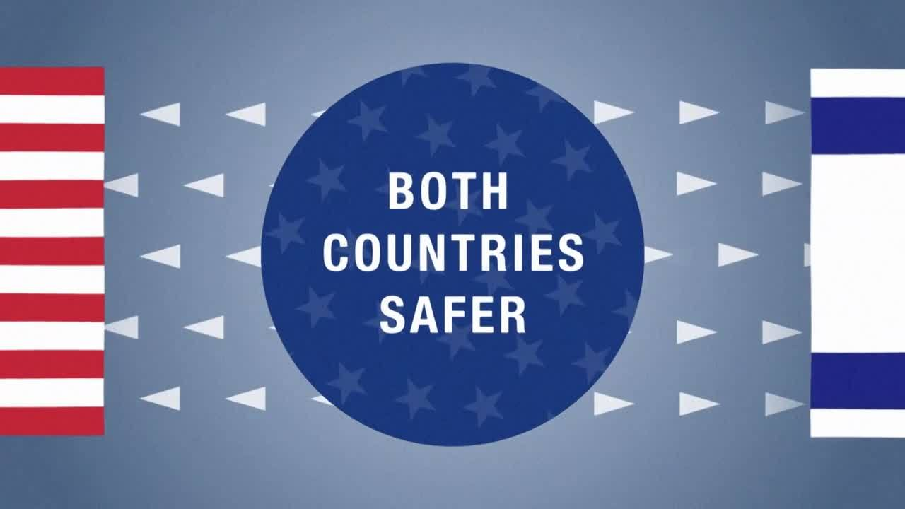 Security Assistance to Israel: Safer and Stronger Together