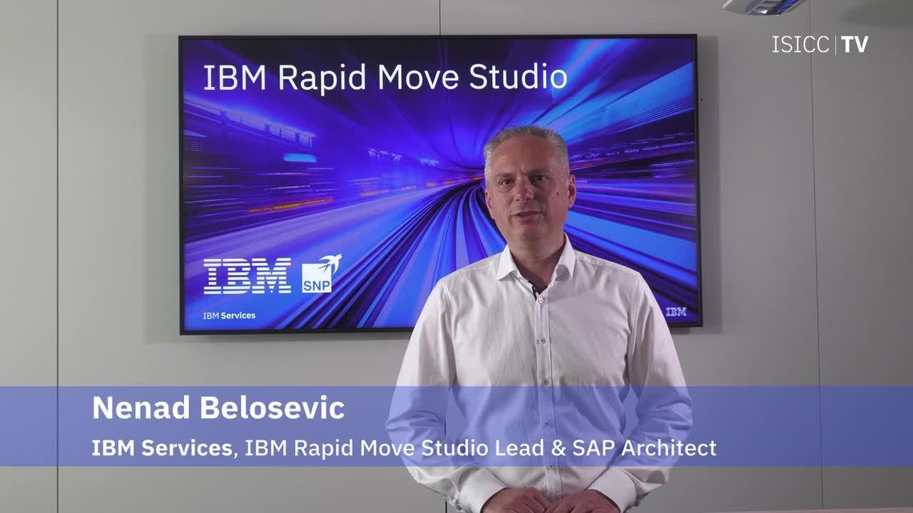 IBM Rapid Move Studio Introduction_EN
