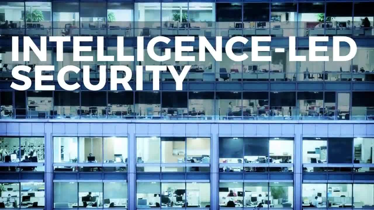 Intelligence is the DNA of FireEye