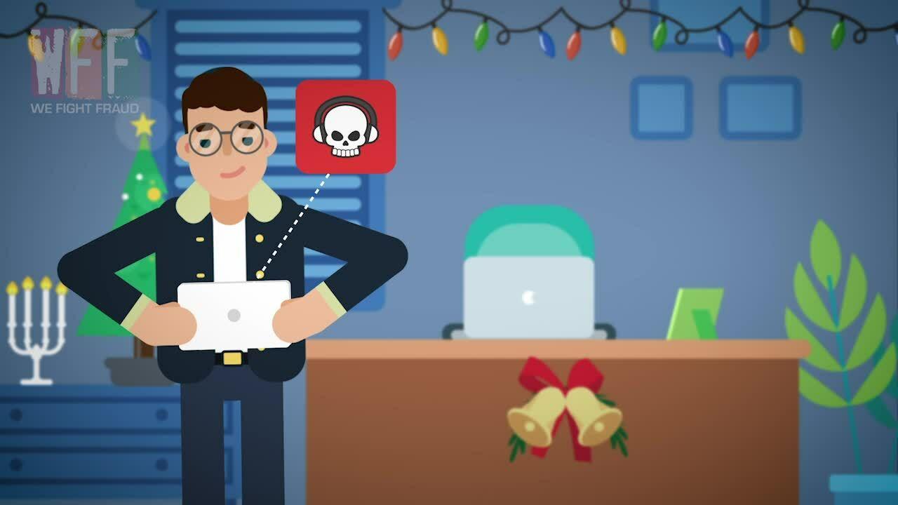Twelve Frauds of Christmas Day 11-2