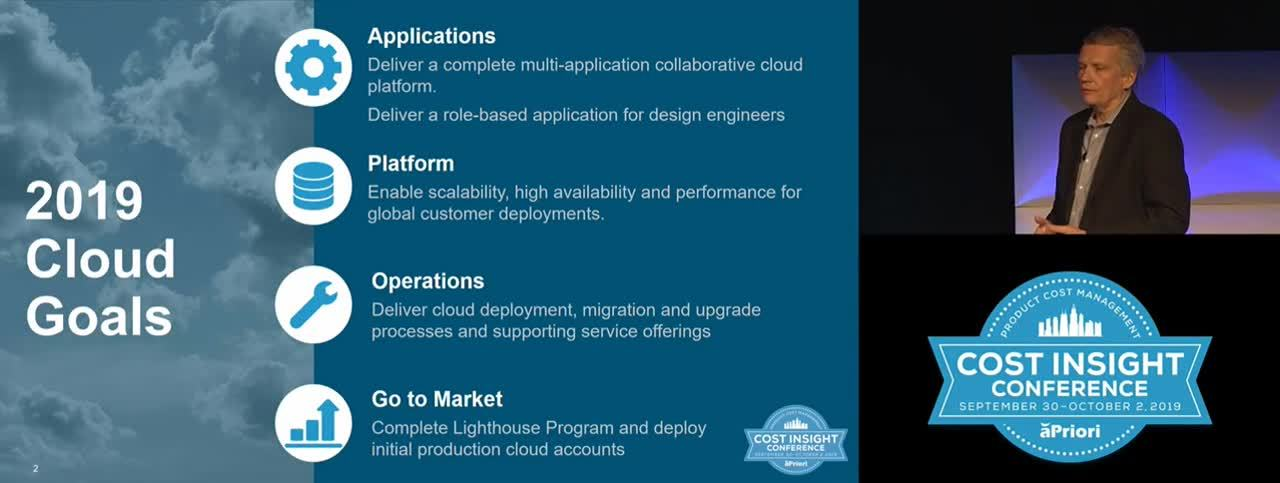 What's New in aPriori Cloud and Cost Insight Design