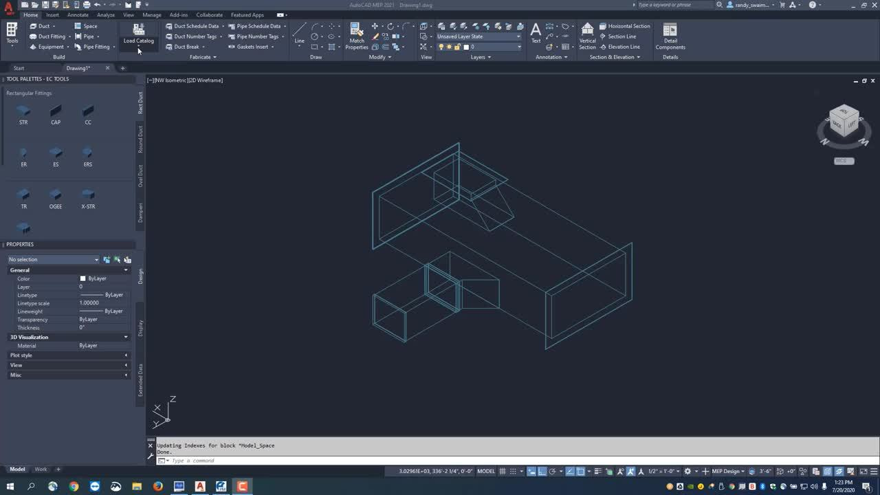 EC-CAD Sheet Metal Training Exercise Part 10: Configuration Settings in Part Manger