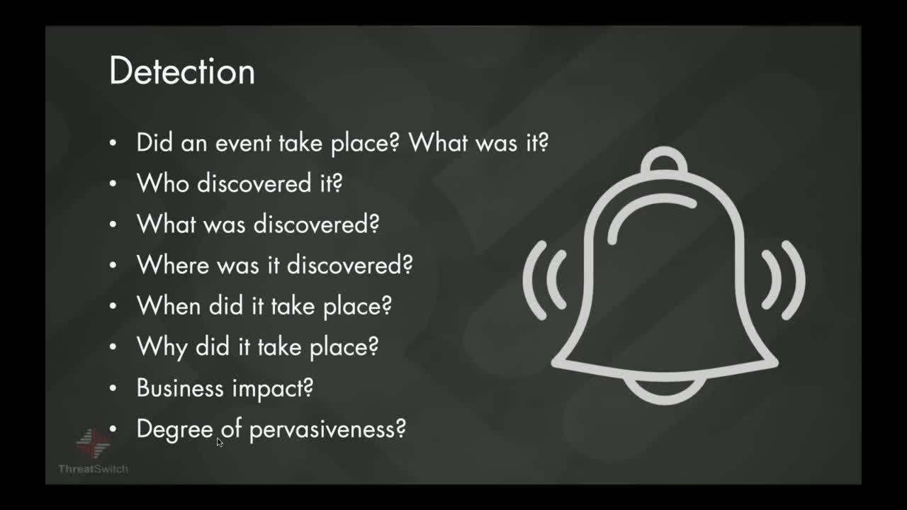 Incident Response Design Workshop