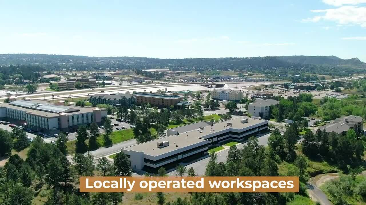 Office Space and Conference Rooms for rent in Colorado Springs