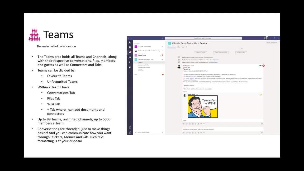 Ideals Ultimate Microsoft Teams Webinar - 4th June 2020