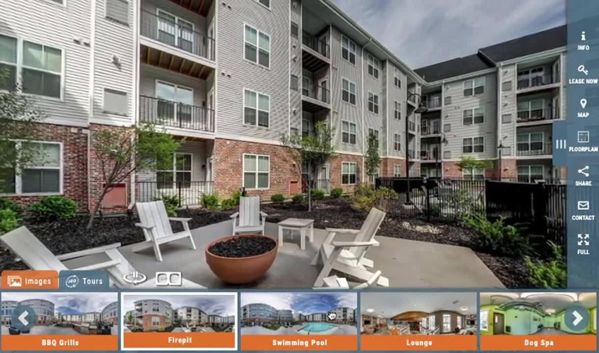 1 Kennedy Flats Apartments Virtual Tour