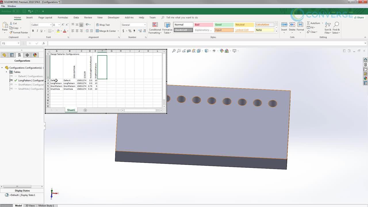 Fundamentals7 - Design Tables