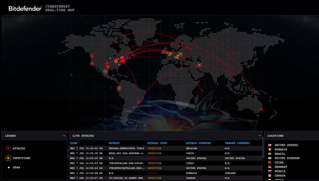 bitdefender-live-attack-map