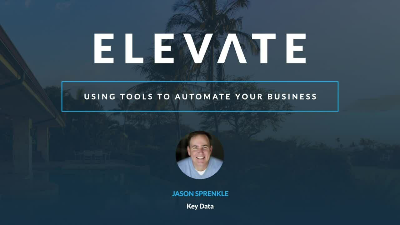 Using Tools to Automate Your Business