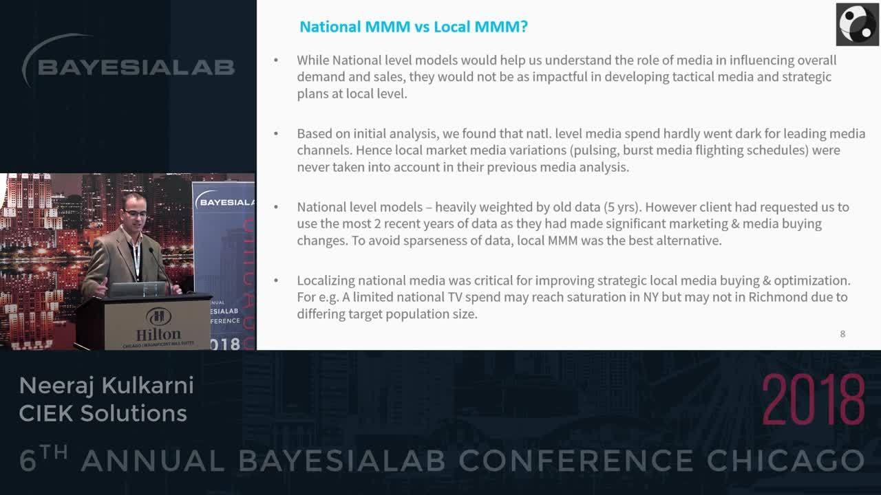 2018-11-02 BayesiaLab Conference Kulkarni