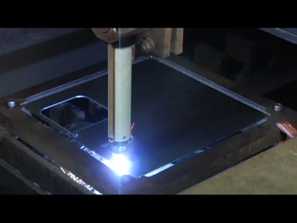 Powermax45 mechanized cutting