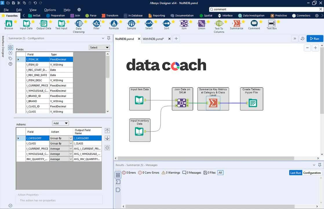 Alteryx-In-DB-Overview