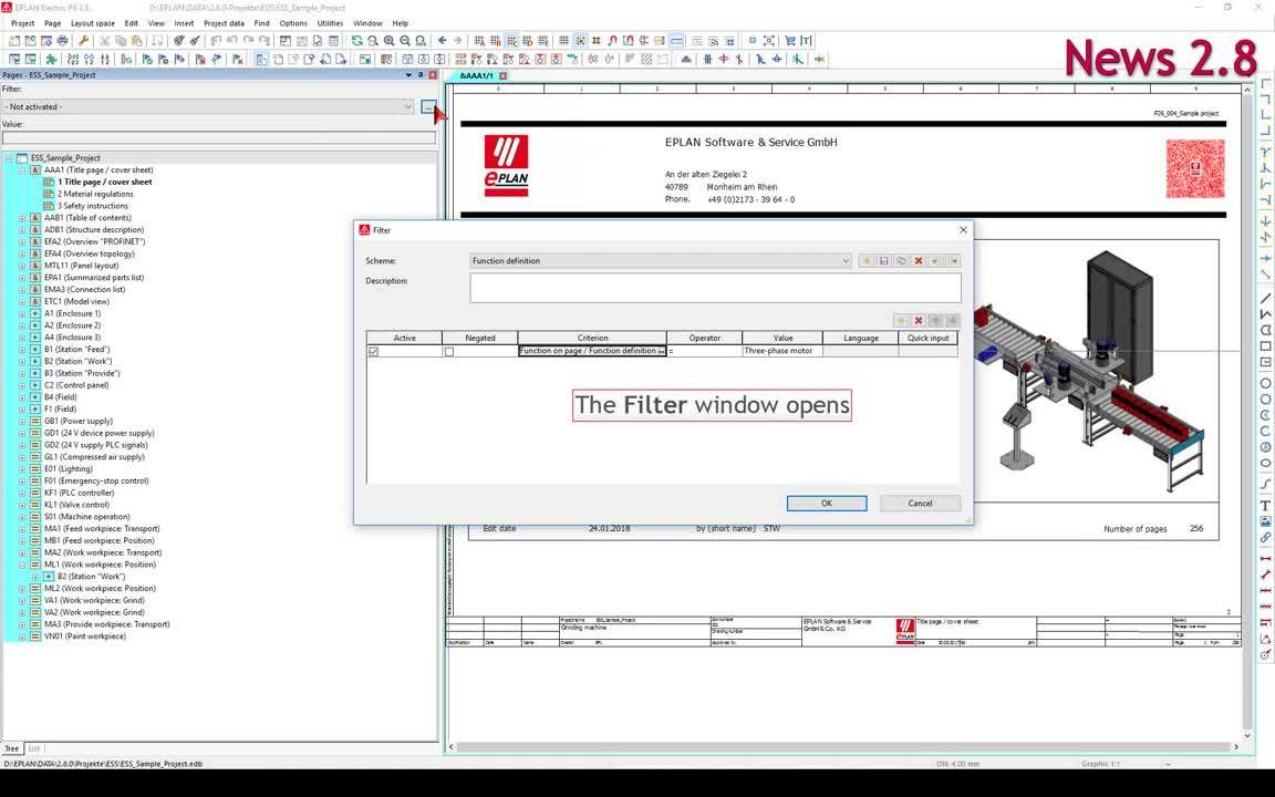 03-Extended Filter for the Page Navigator