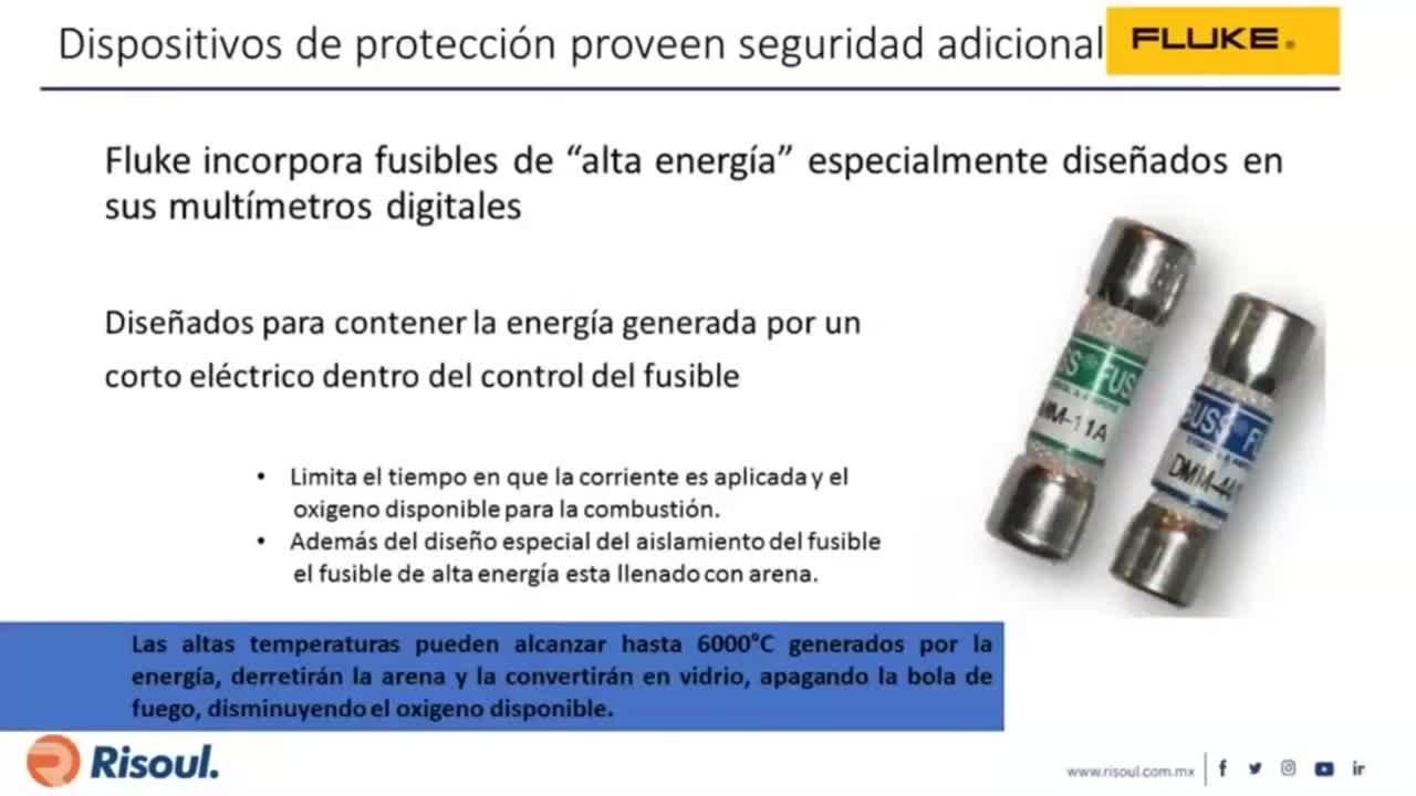 78 Seguridad en Mediciones Eléctricas