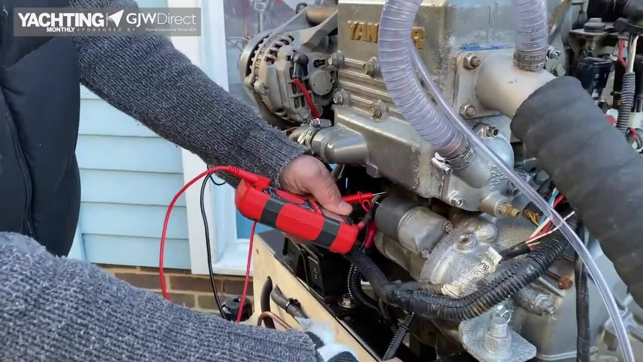 Engine wont start! How to troubleshoot your marine diesel electrics - Yachting Monthly