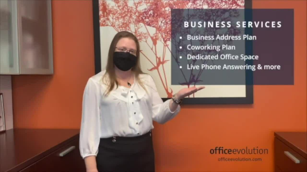 Office Evolution Raleigh Virtual Tour