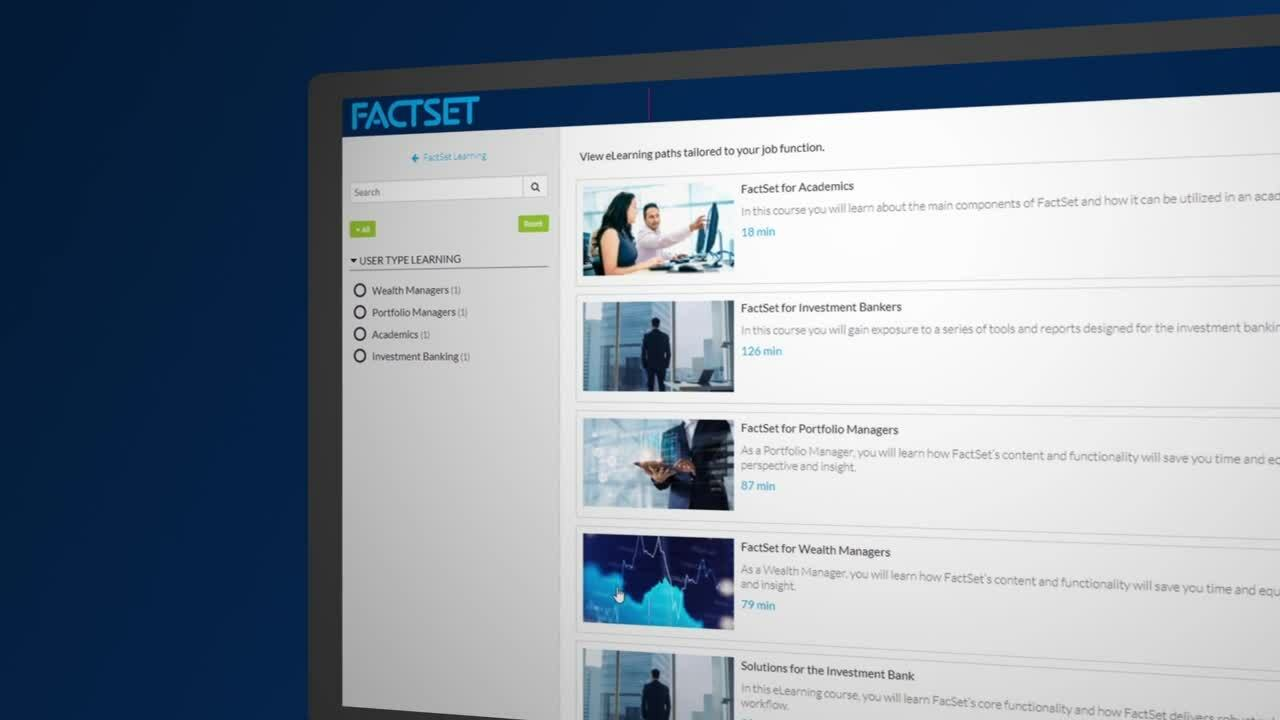 FactSet Learning