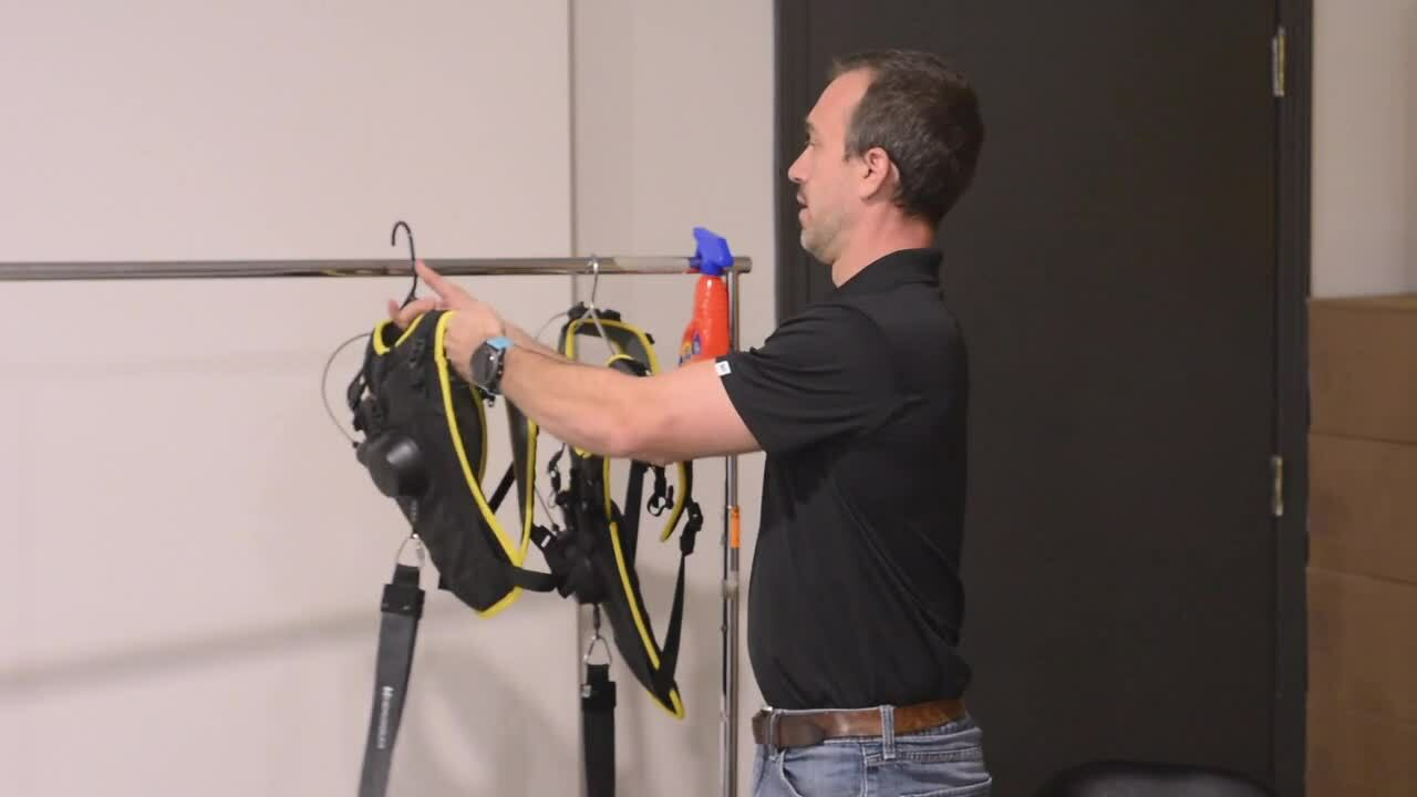 Training Video - Storing and Sanitizing the Apex