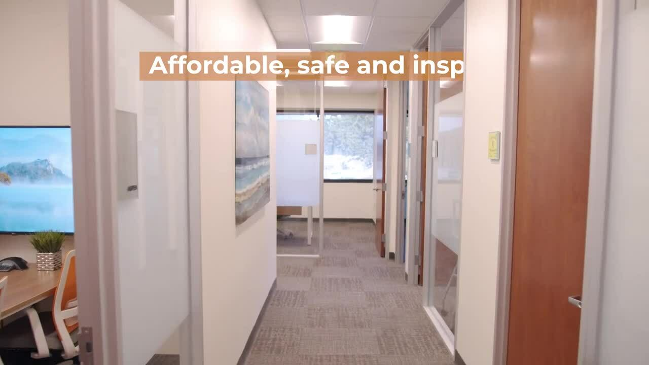 Private Offices for Rent in Colorado Springs at Office Evolution Woodmen