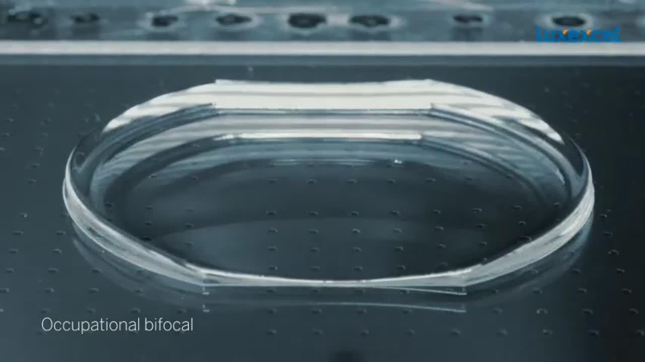 LXL TV Episode 2  - 3D printed lenses for smart eyewear