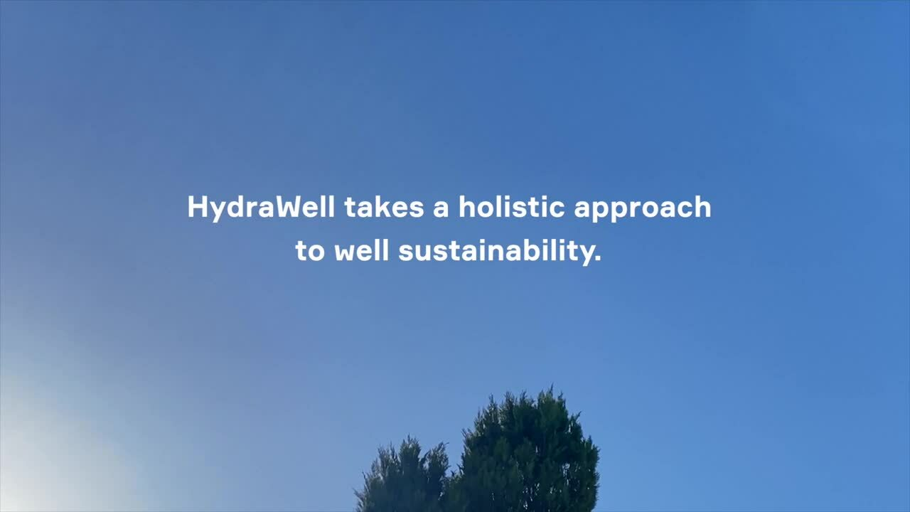Hydrawell - Sustainability - Web Version
