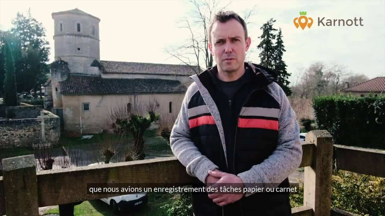 Interview Président de la #Cuma des 2 vallées, utilisateur de #Karnott (1)