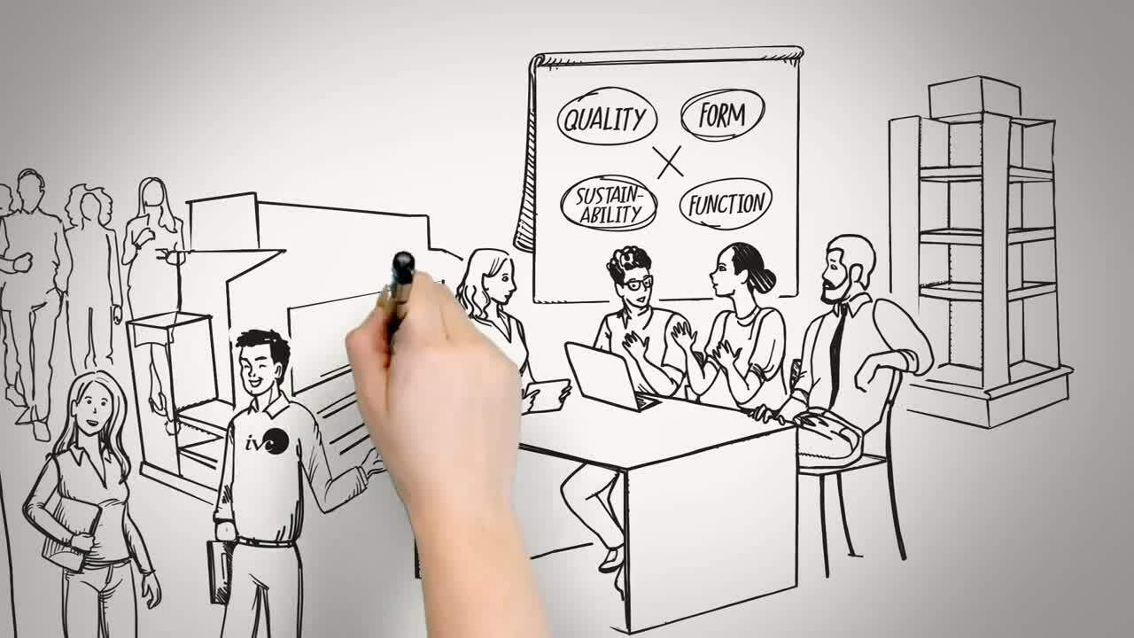 We Are IVC- Whiteboard Animation