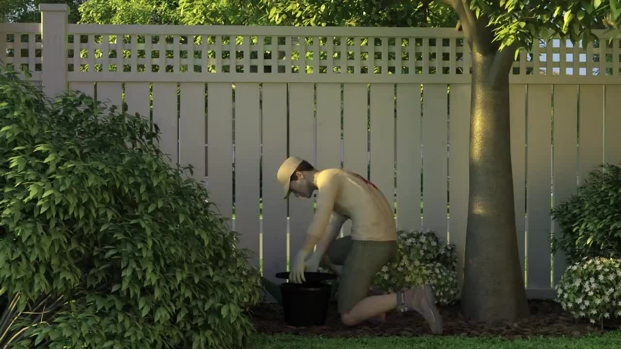 Mosquito Trap Homeowner Video 3D