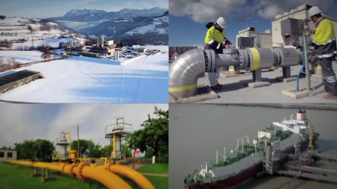Gas Infrastructure Europe (English)