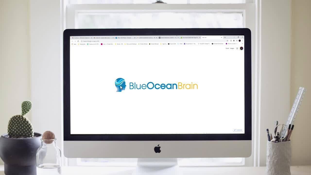 Welcome to Blue Ocean Brain-1