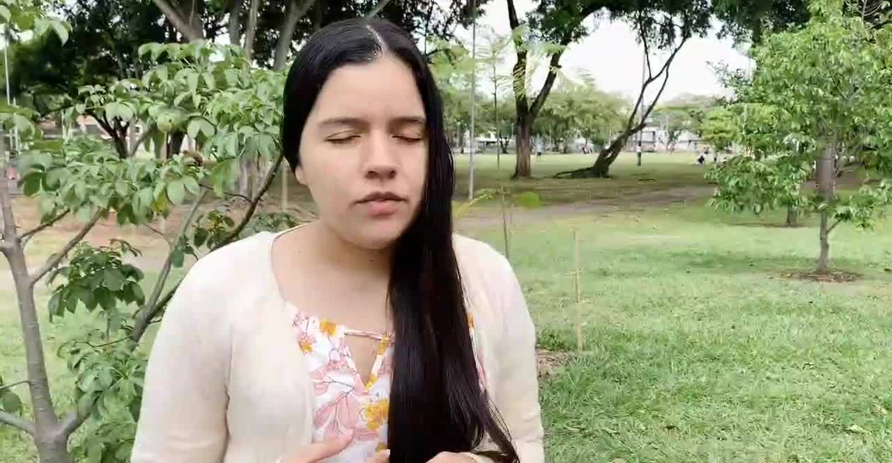 Oración Ana Maria