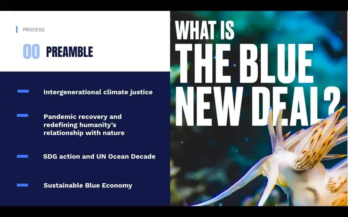 Global Blue New Deal Presentation