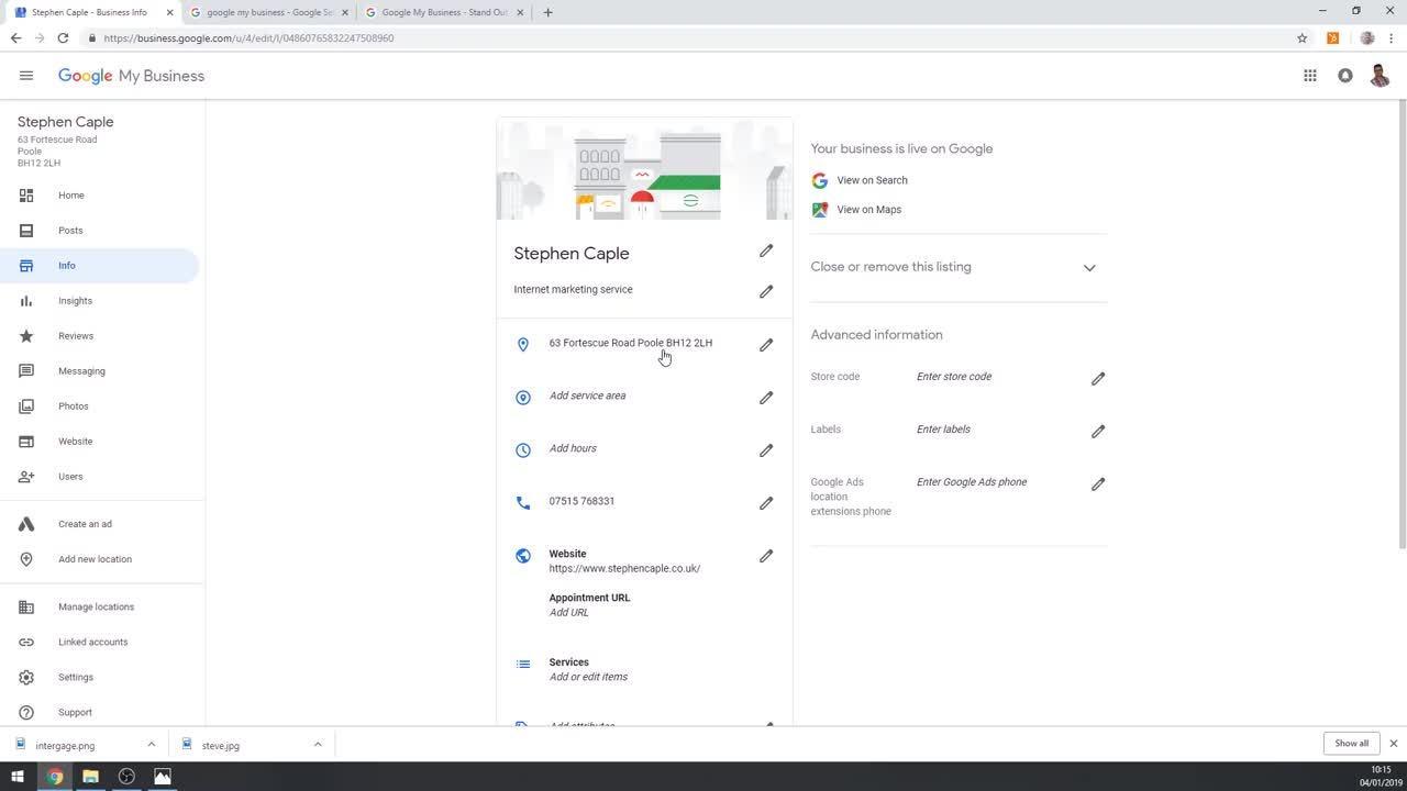 Google My Business-1