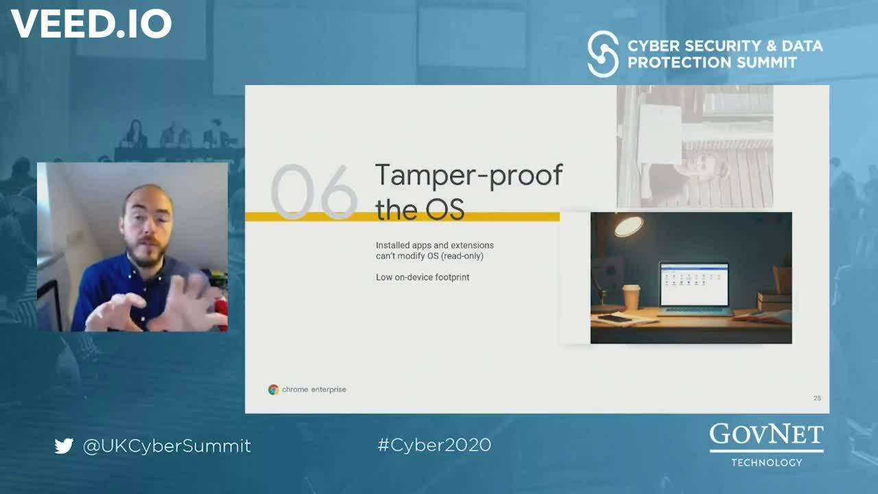Cyber - Google - Tamper-proof the OS