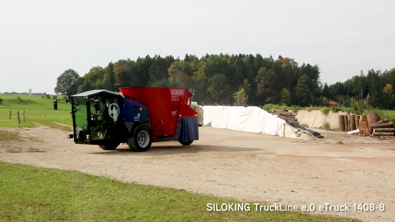 SILOKING TruckLine e.0 eTruck 8 Original 1080p