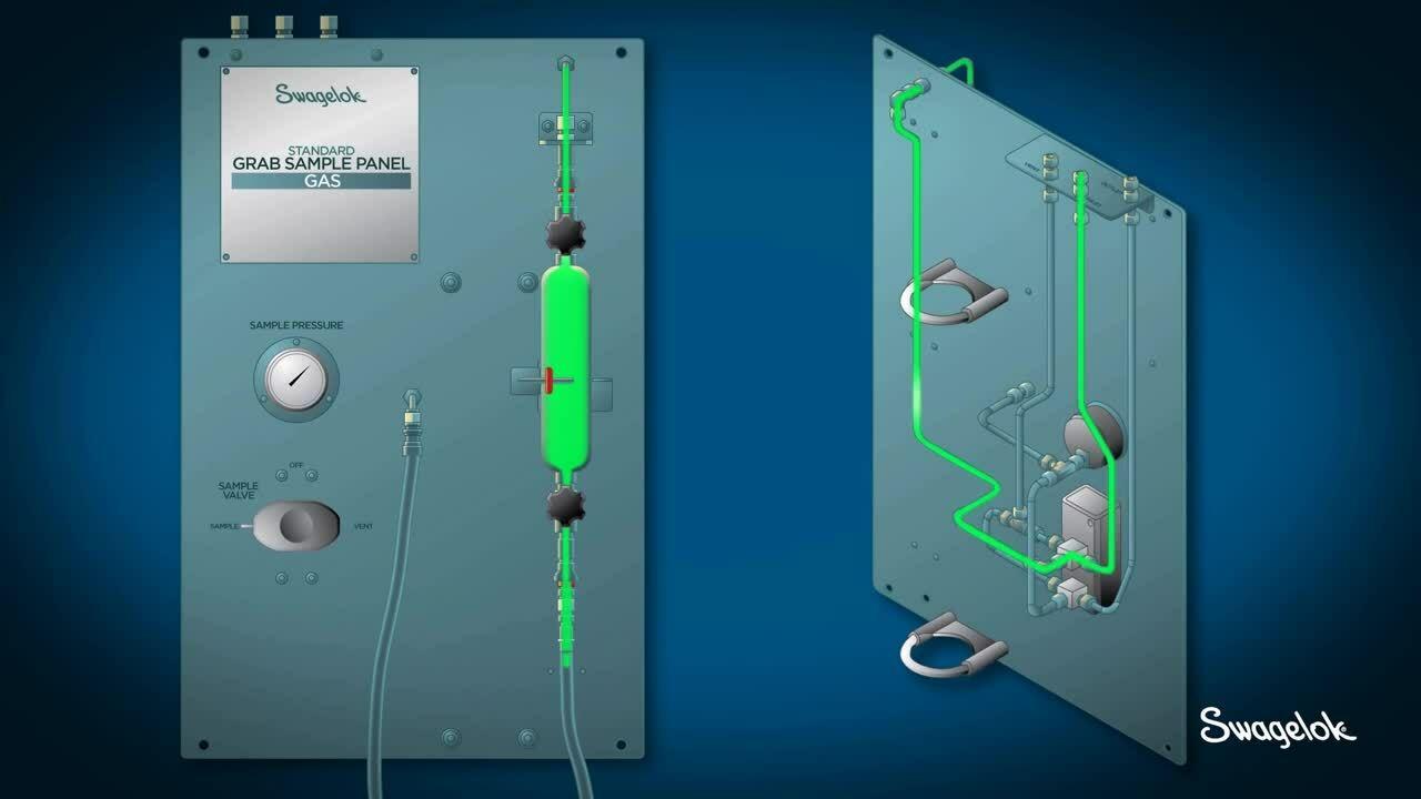 Standard Gas Panel _ Solutions Spotlight _ Swagelok [2020]