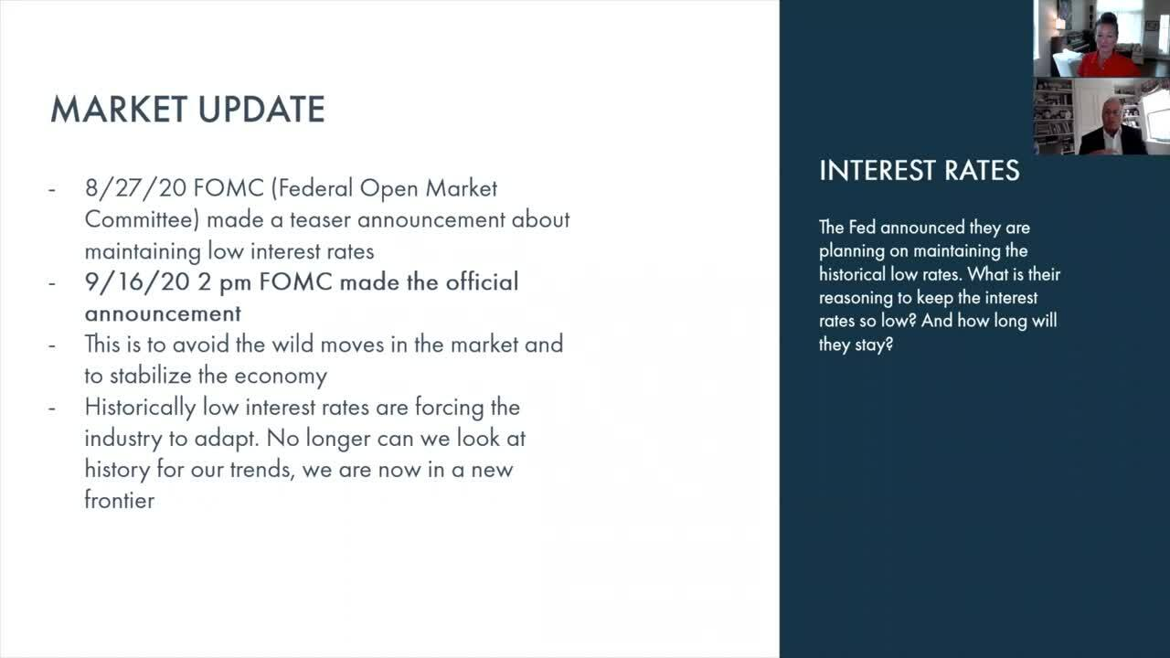 Market Update- Interest Rates