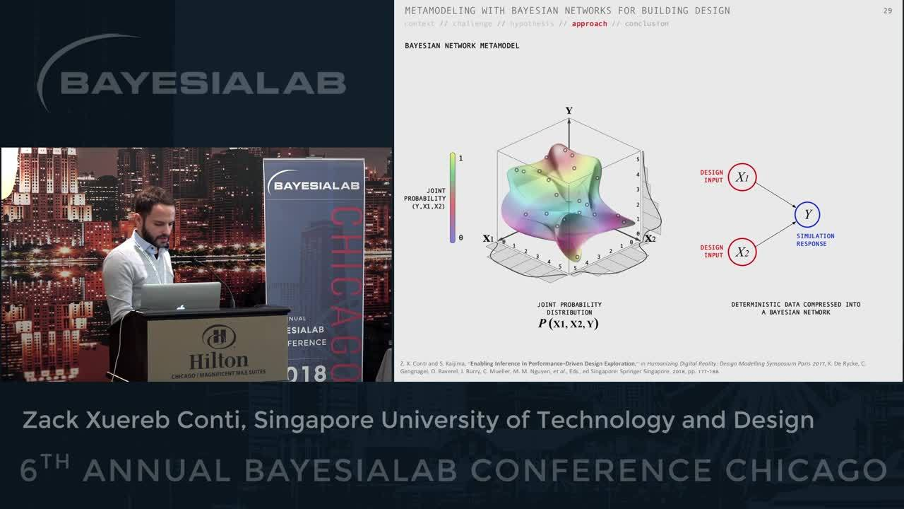 2018-11-02 BayesiaLab Conference Xuereb Conti