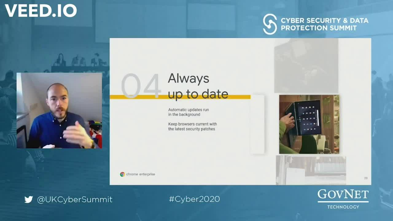 Cyber - Google - Always up to Date