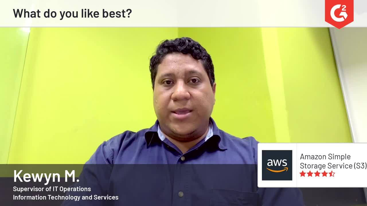 Amazon Simple Storage Service (S3)