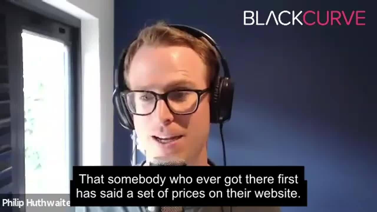 Ecommerce Matters Ep 016 Edited - Short - The Market Is Not Setting The Price