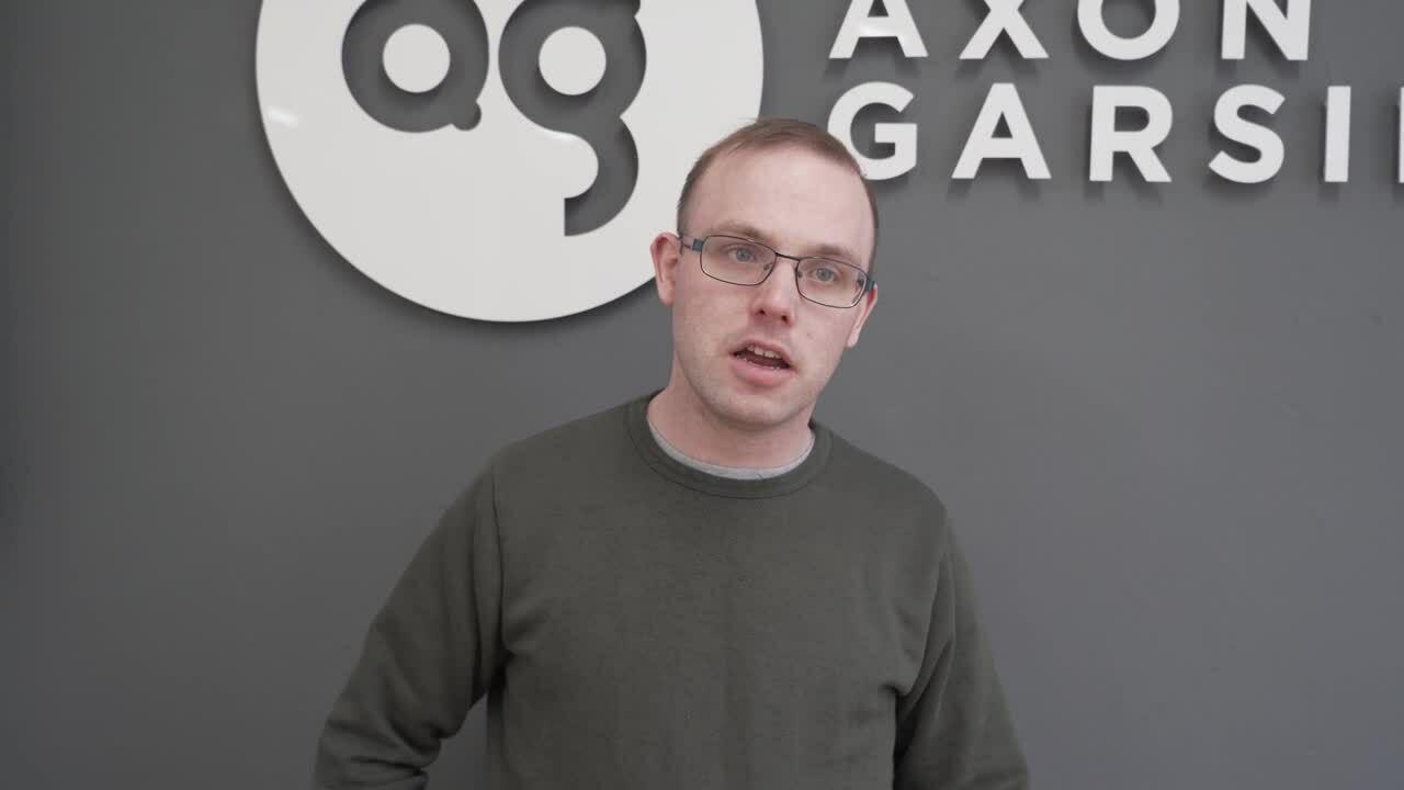 Matt welcome video